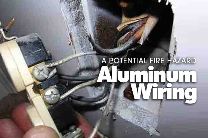 aluminium wiring issues and how to fix them rh techtapo com aluminum wire issues aluminum wiring issues in homes