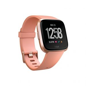 2. Fitbit Versa Smart Watch