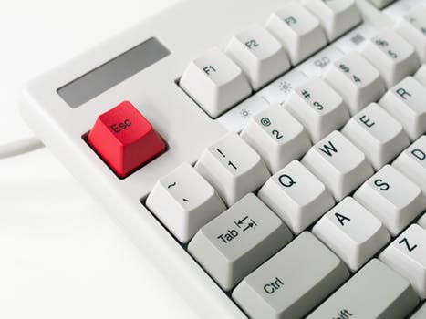 Keyboard Shortcut Keys