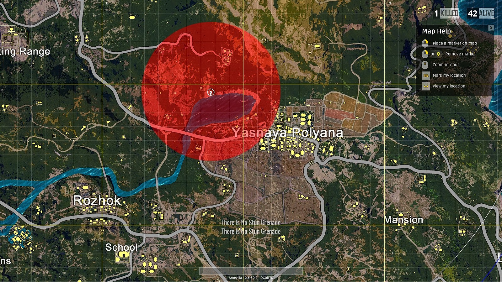 11. The Red Zone