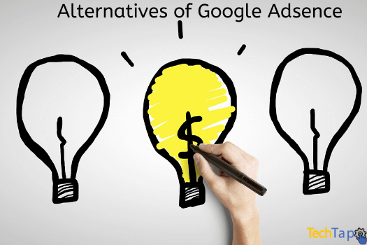 Alternative of Google Adsense