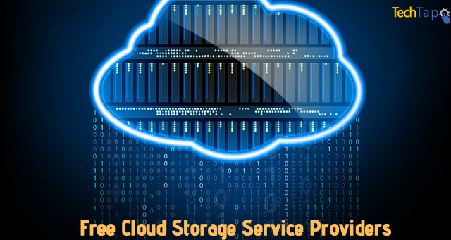 Free Cloud Storage Service Providers