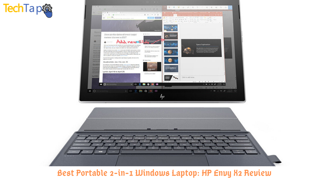 Windows Laptop_ HP Envy X2 Review