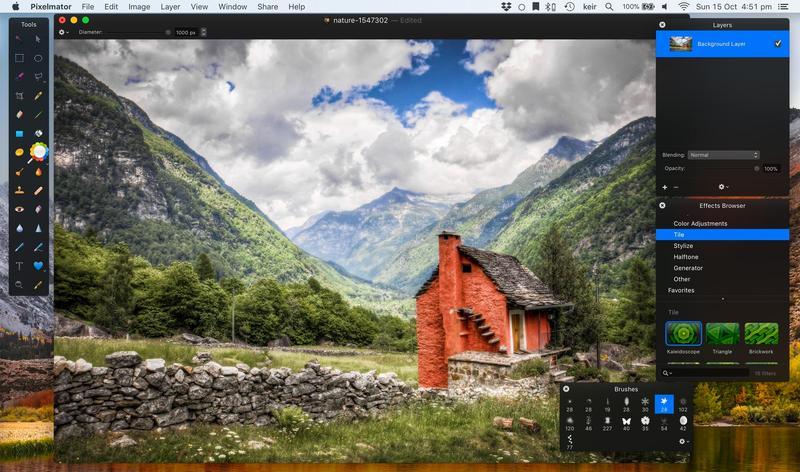 Pixelmator best Photoshop Alternatives