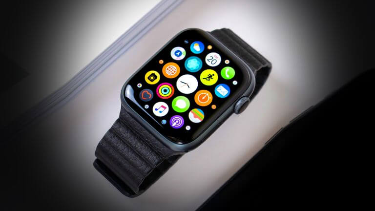 apple series 5 smartwatch