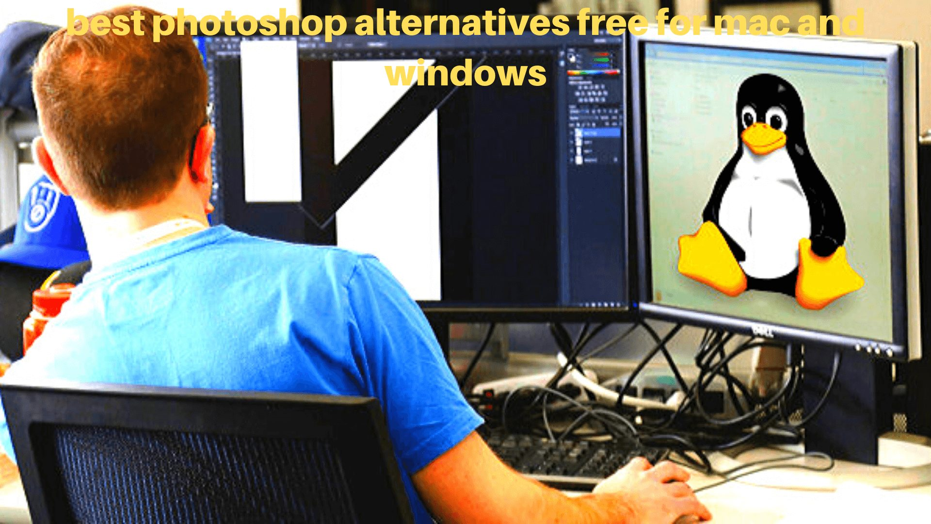 best photoshop alternatives free for mac and windows