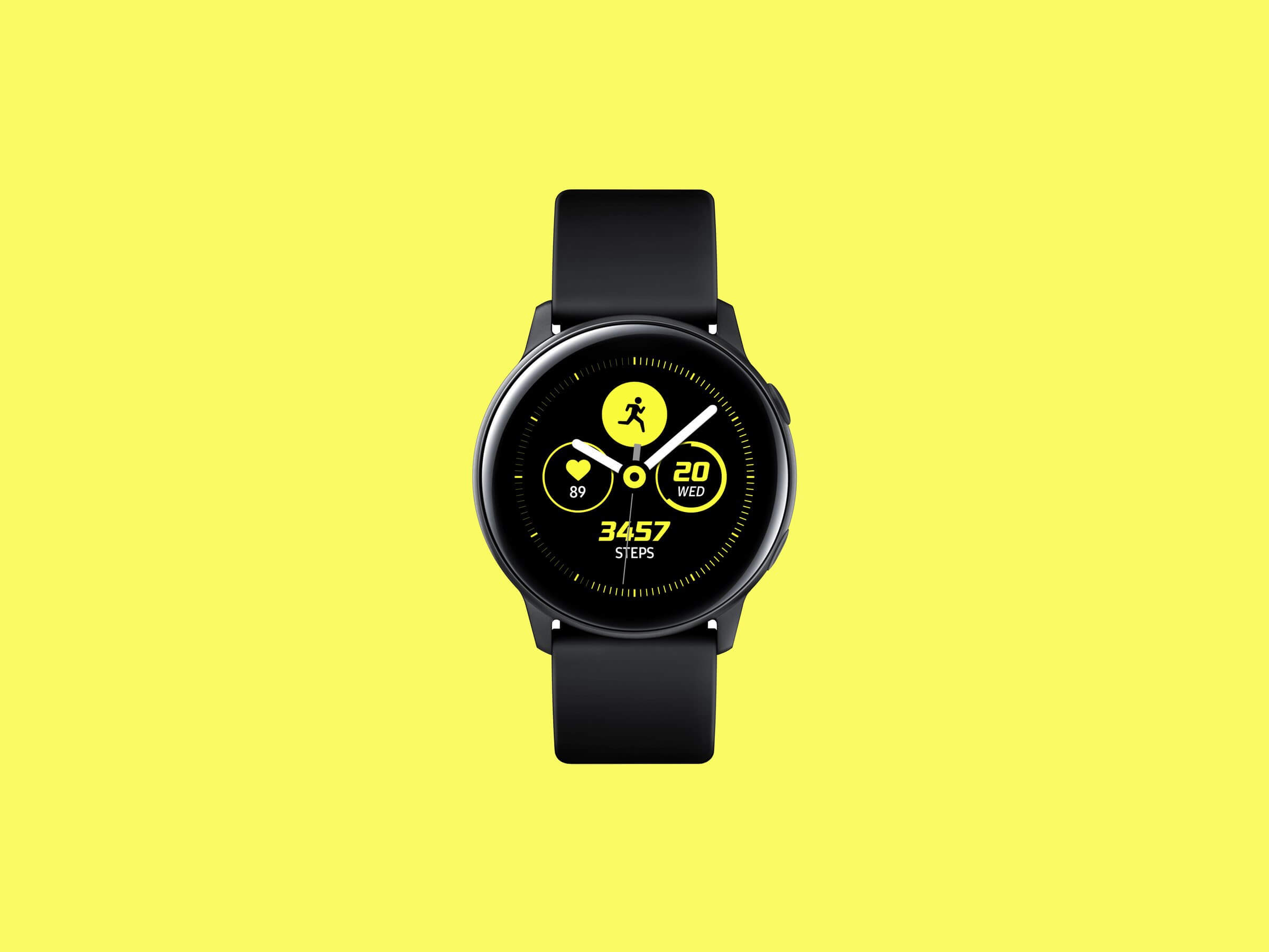 samsung galaxy watch active latest smartwatch
