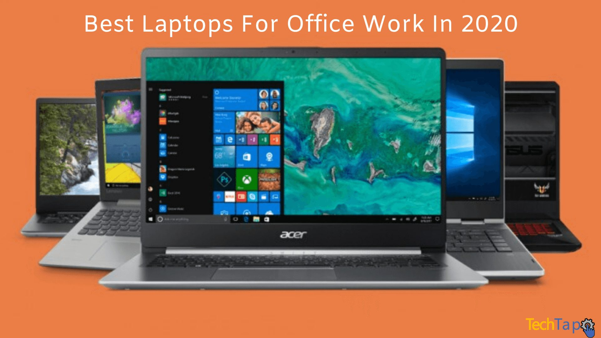 Best Laptops For Office Work In 2020 (1)